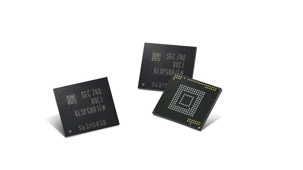 512GB storage chip