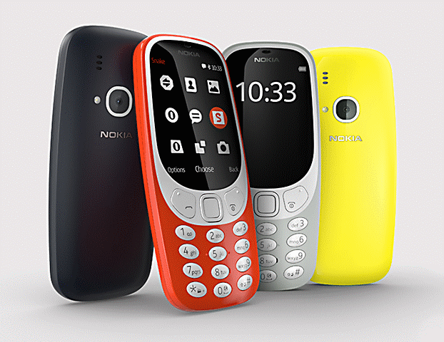 Nokia 3310 4G variant