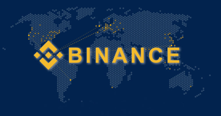 Cryptocurrency Exchange Binance