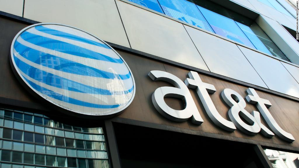 Telecoms Giant AT&T