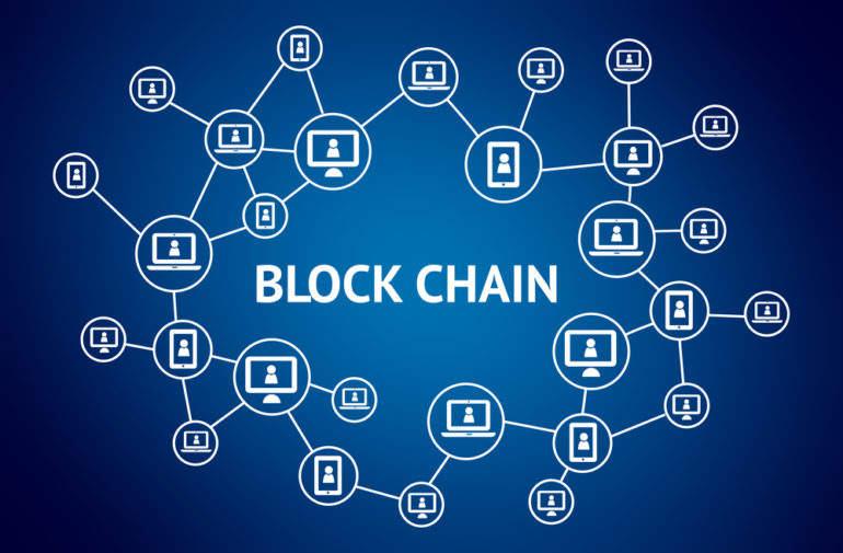 blockchain company