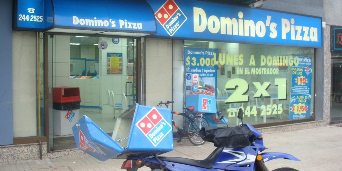 Domino's Pizza Now Accepts Bitcoin