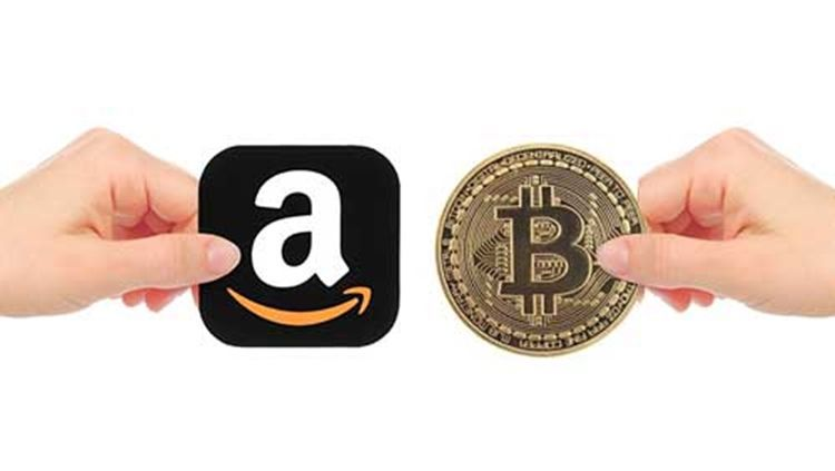 Pay With BTC in Amazon
