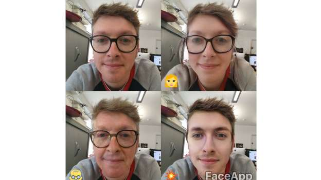 What is FaceApp?