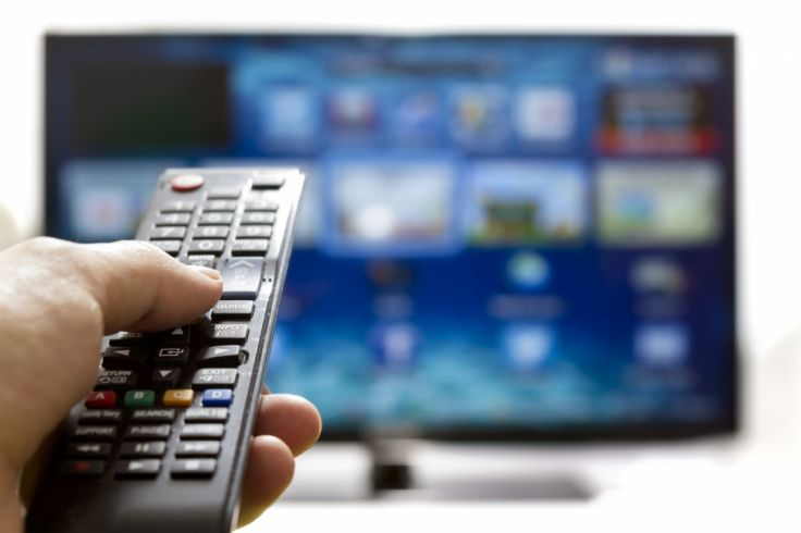 Smart TV has been infected by a virus