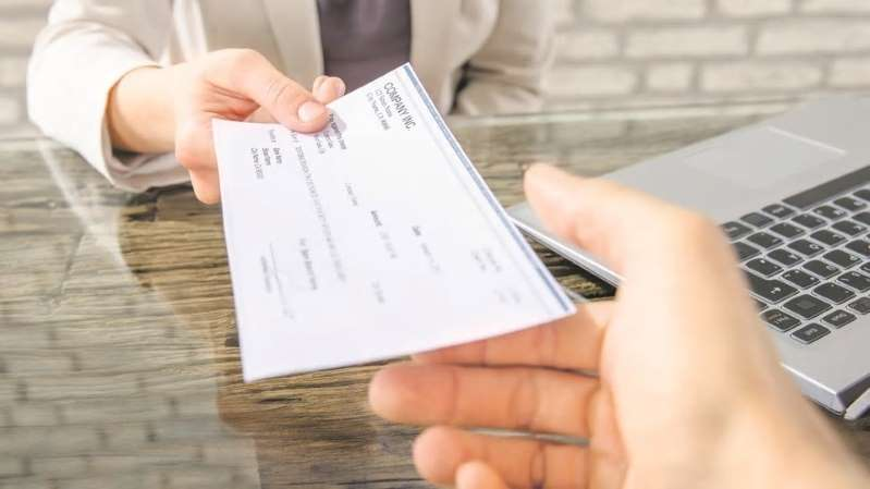 Three things to know if you still use cheques