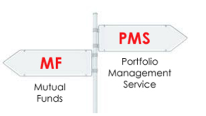 Portfolio Management Services vs MF