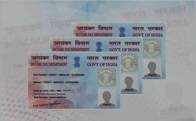 PAN to be issued online instantly