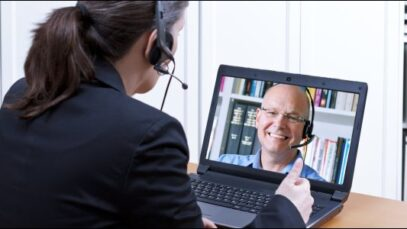 video-conferencing apps