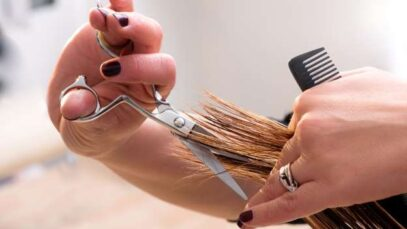 How to cut your own hair (and your family's) during lockdown
