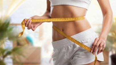 How to loose weight at home?